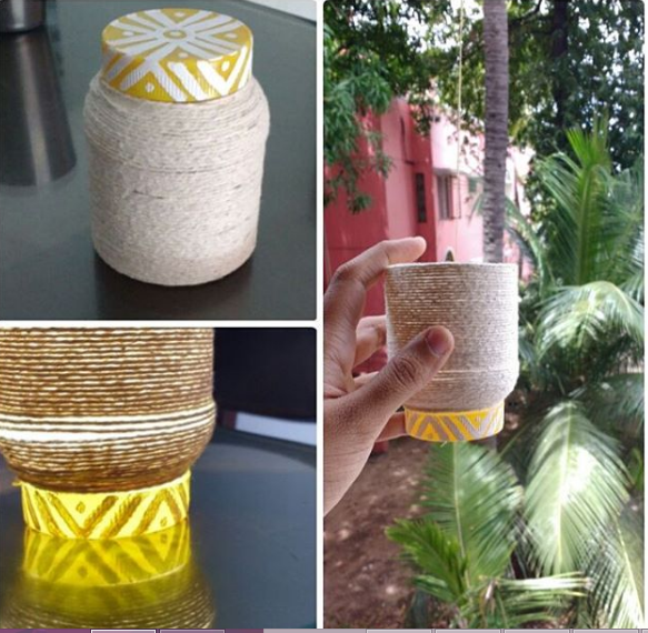 DIY diwali decor