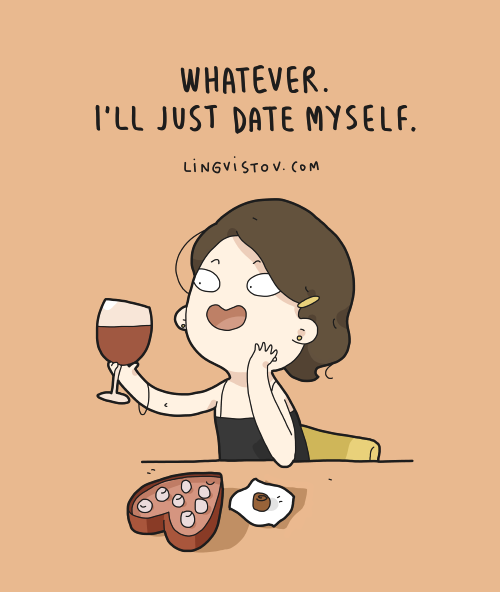 illustrations every girl will relate to