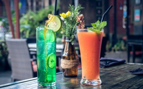 easy summer mocktail recipes