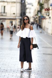 Style Your Off Shoulder Tops