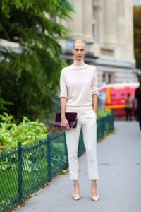 Style Your Cropped Pants